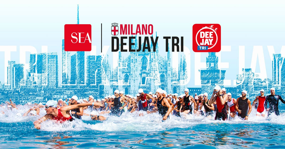 SEA Milano Radio Deejay Triathlon